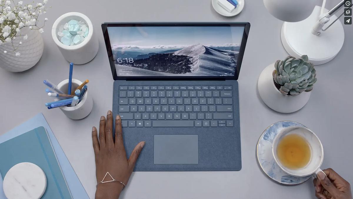 Microsoft Surface Laptop Social Video | Ayzenberg Group
