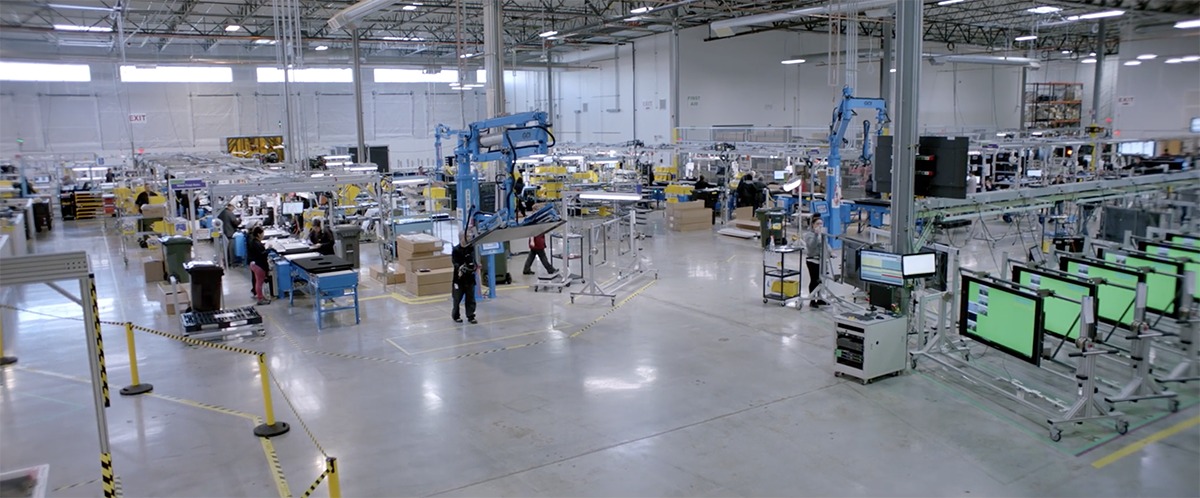 Microsoft Surface Hub Origin Video | Ayzenberg Group